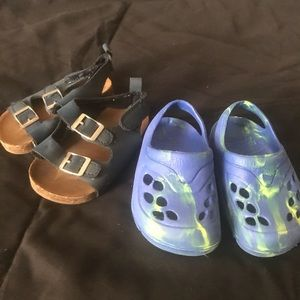 3C baby boy shoe lot